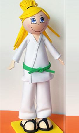 judoka-chica
